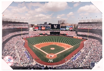 New York Yankees Stadium 22x33 Artissimo - Regular Price $69.99!!!
