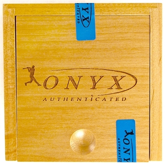 2011 Onyx Preferred Players National Edition Baseball Hobby Box