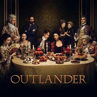 Outlander Season Two Trading Cards Hobby Box (Cryptozoic 2017) (Presell)