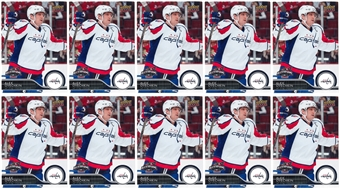 2015 Upper Deck All-Star Game Alex Ovechkin 5 X 7 Card Washington Capitals (Lot of 10)