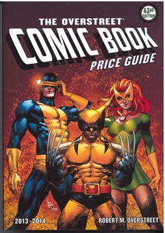 2013 Overstreet Comic Book Paperback Price Guide, Volume 43 (X-Men Cover)