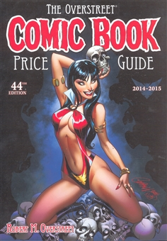The Overstreet Comic Book Price Guide #44 (Vampirella Hardcover)