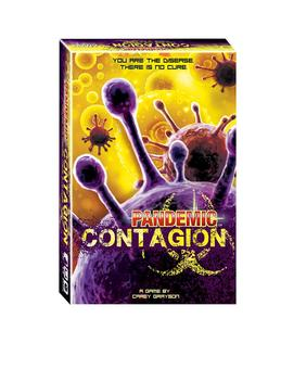 Pandemic: Contagion (Z-Man Games)