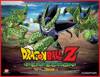 Panini Dragon Ball Z: Perfection Booster 12-Box Case (Presell)