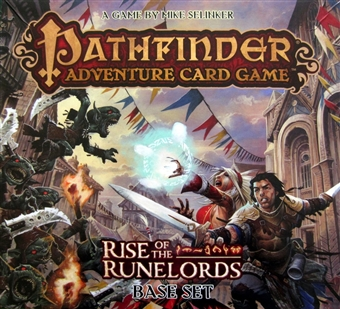 Pathfinder Game: Rise of the Rune Lords Base Set