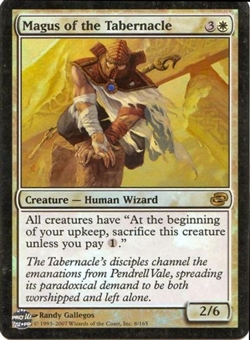 Magic the Gathering Planar Chaos Single Magus of the Tabernacle FOIL