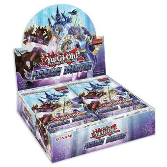 Yu-Gi-Oh Pendulum Evolution Booster Box (Presell)