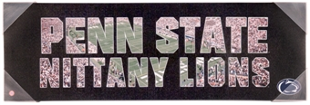 Penn State Nittany Lions Artissimo Team Pride 12x26 Canvas