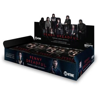 Penny Dreadful Season One Trading Cards 12-Box Case (Cryptozoic 2015) (Presell)