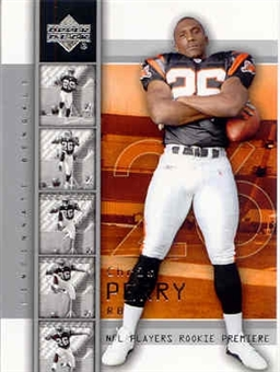 2004 Upper Deck Football CHRIS PERRY 70 Card Lot - only one available!