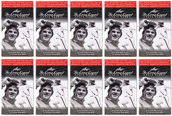 2012 Leaf The Living Legend - Pete Rose Baseball Hobby Box (Lot of 10)