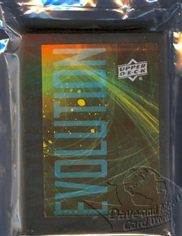 2011 Upper Deck Evolution HD Video Cards #UDVC1 Adrian Peterson Red