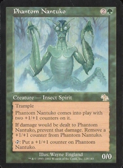 Magic the Gathering Judgment Single Phantom Nantuko Foil