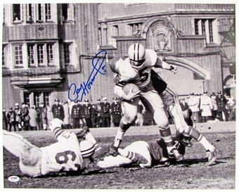 Paul Hornung Autographed 16x20 Green Bay Packers Photo (PSA)