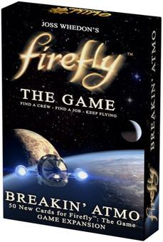 Firefly the Game: Breakin' Atmo Expansion (GF9)