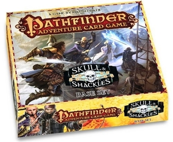 Pathfinder Game: Skulls and Shackles Base Set