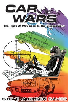 Car Wars Classic (Steve Jackson Games)