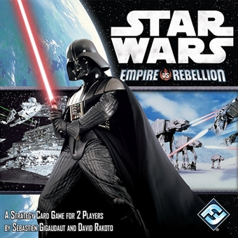 Star Wars: Empire Vs. Rebellion (FFG)