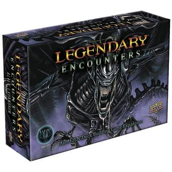 Legendary Encounters: An ALIEN Deck Building Game Expansion (Upper Deck Entertainment)