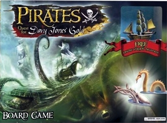 Pirates: Quest for Davy Jones' Gold by WizKids