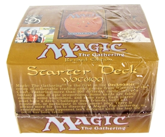 Magic the Gathering 3rd Edition (Revised) Tournament Starter Box
