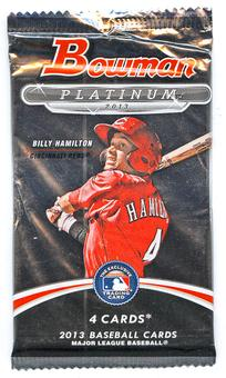 2013 Bowman Platinum Baseball Retail Pack
