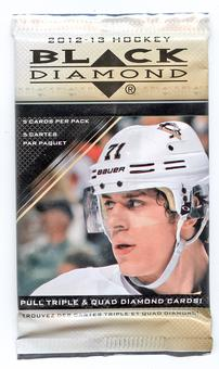 2011/12 Upper Deck Black Diamond Hockey Pack