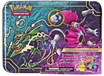 2015 Pokemon Collector Chest Tin
