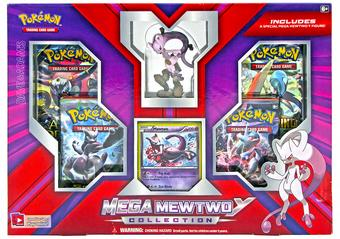 Pokemon Mega Mewtwo Y Collection Box