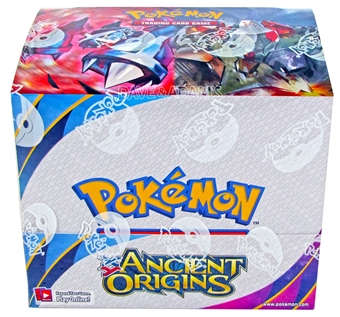 Pokemon XY Ancient Origins Theme Deck Box