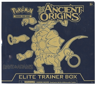 Pokemon XY Ancient Origins Elite Trainer Box