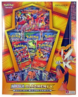 Pokemon Mega Blaziken-EX Premium Collection Box