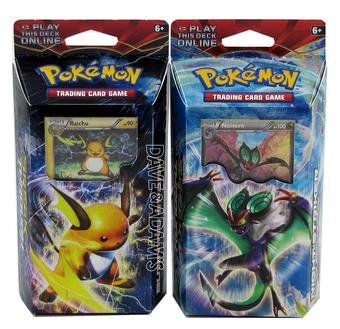 Pokemon XY BREAKthrough Theme Deck - Set of 2