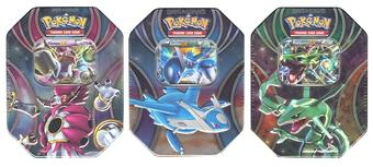 Pokemon Powers Beyond Collector's Tin - Set of 3