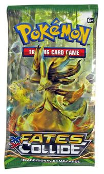 Pokemon XY Fates Collide Booster Pack