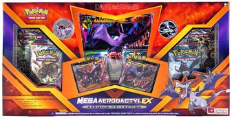 Pokemon Mega Aerodactyl-EX Premium Collection Box