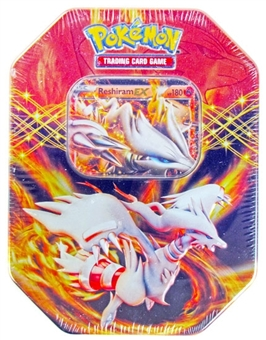 2012 Pokemon Spring EX Collector's Tin - Reshiram