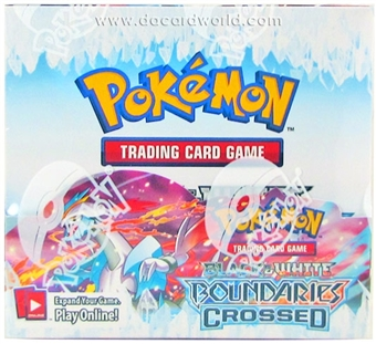 Pokemon Black & White 7: Boundaries Crossed Booster Box