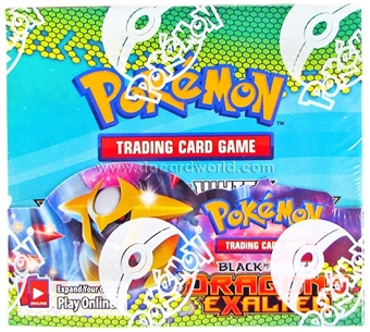 Pokemon Black & White 6: Dragons Exalted Booster Box