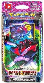 Pokemon Black & White 5: Dark Explorers Theme Deck - Shadows