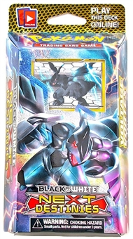 Pokemon Black & White 4: Next Destinies Theme Deck - Voltage Vortex