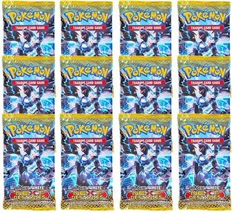 Pokemon Black & White 4: Next Destinies Booster Pack (Lot of 12)