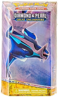 Pokemon Diamond & Pearl Great Encounters Theme Deck - Eternal Time