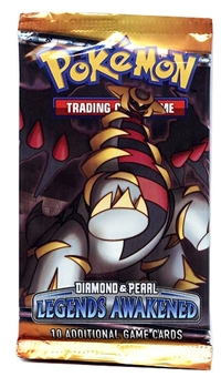 Pokemon Diamond & Pearl Legends Awakened Booster Pack