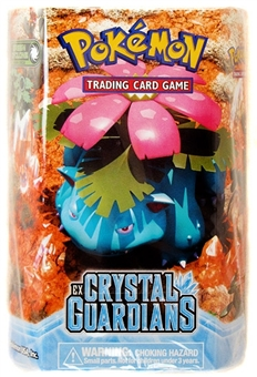 Pokemon EX Crystal Guardians Theme Deck - Green Cyclone