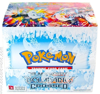 Pokemon Black & White 7: Boundaries Crossed Theme Deck Box