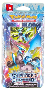 Pokemon Black & White 7: Boundaries Crossed Theme Deck - Ice Shock