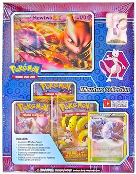 Pokemon Mewtwo Collection Box