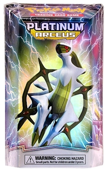 Pokemon Platinum Arceus Theme Deck - Stormshaper