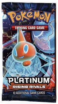 Pokemon Platinum 2: Rising Rivals Booster Pack